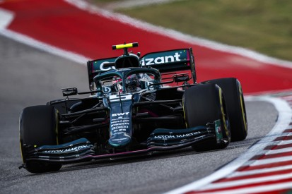 Sebastian Vettel: Darum ist P15 am Freitag für ihn nicht relevant