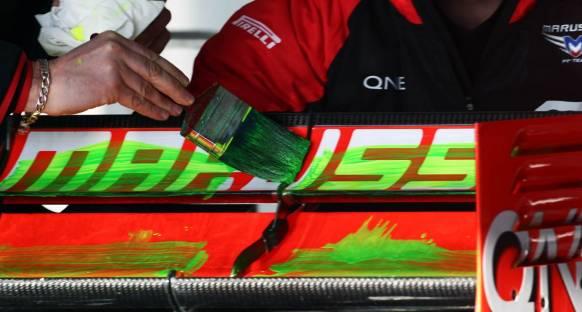 Marussia son kaza testini geçemedi