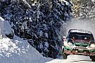 WRC İsveç ayağı 2.gün: Latvala lider