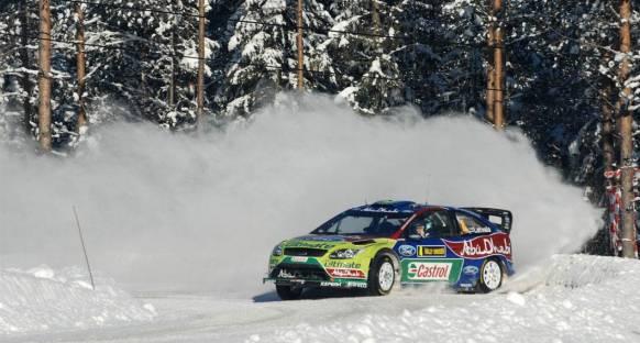Tarihin ilk WRC sıralama etabının galibi Latvala
