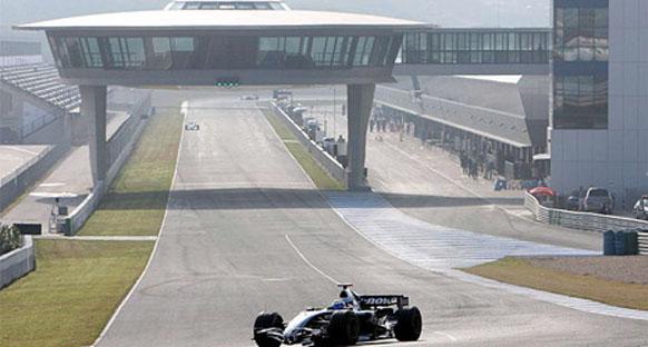 Jerez testleri başlıyor