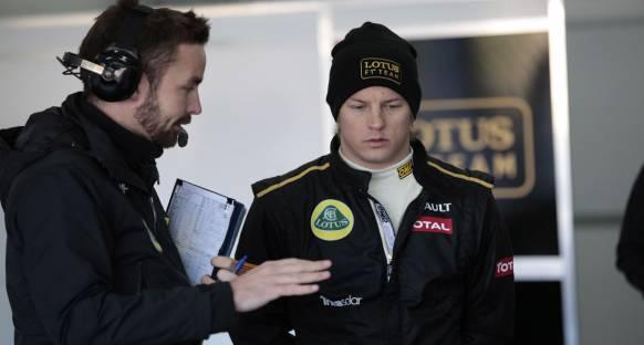 Kimi: Lotus yarış kazanan araç üretebilir