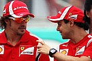 Ferrari pilotları sezona Kanarya Adaları'nda hazırlanıyor