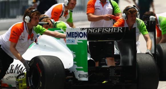 'Force India 2011'deki hatalarını tekrarlamayacak'