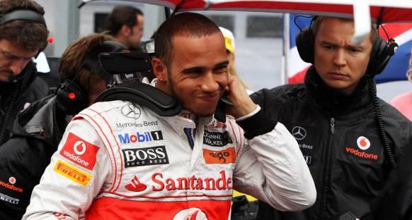 Zanardi : Lewis dersini aldı