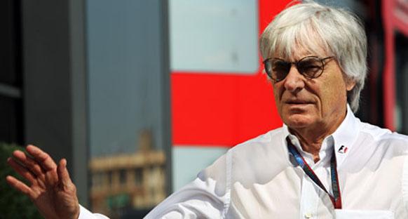 Ecclestone Bahreyn GP'den umutlu
