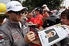 Rosberg'in gözü Ferrari'de!