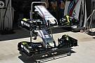 Tech update: De voorvleugel van de Williams FW38