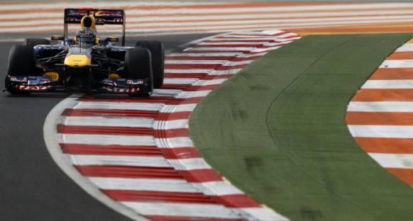 Vettel yarın zorlu bir yarış bekliyor