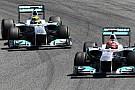Rosberg'in hedefi ilk 6 içinde yer almak