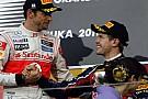 Vettel Button'dan özür diledi