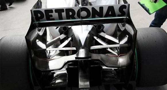 Mercedes son yarışlar için iyimser