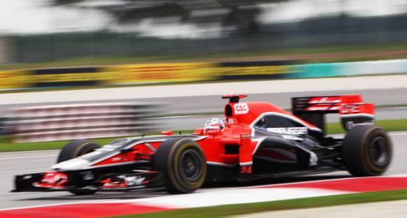 Virgin Monza'ya yenilenmiş araçla çıkacak