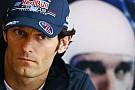 Webber, Red Bull'la sözleşmesini uzattı
