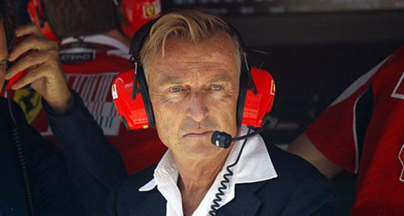 Ferrari Schumacher'e övgüler yağdırdı