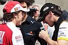 Alonso: Kubica zihnen bu kazanın üstesinde gelir