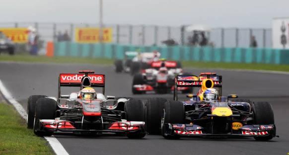 Ferrari ve McLaren Farkı Nasıl Azalttı ve Red Bull'un Tepkisi Ne Oldu