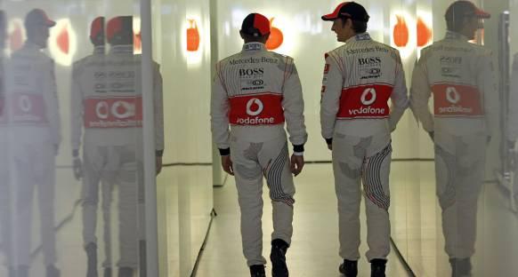 Son yarışlar McLaren çiftinin umutlarını artırdı