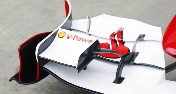 Ferrari'nin Silverstone güncellemeleri