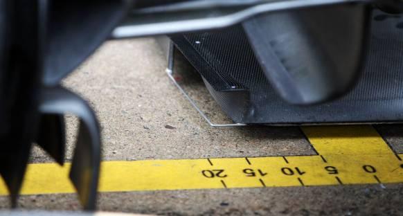 FIA artık difüzerlere müdahale etmeyecek
