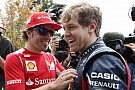 Vettel: RBR Alonso'yu ciddiye almalı