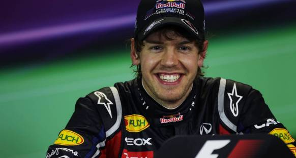 Mansell'den Vettel'e övgü