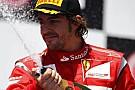 Alonso: Zirveye adım adım yaklaşıyoruz