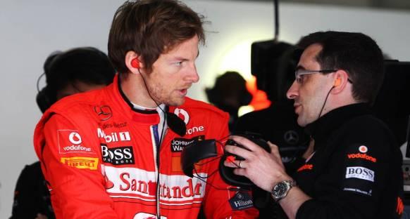 McLaren Button'a daha fazla ödemeye hazır