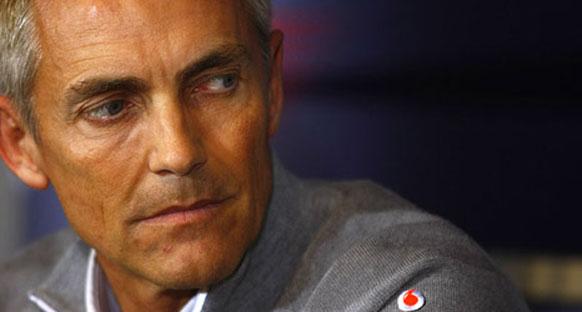 Whitmarsh: Difüzör yasağı Red Bull'u çok fazla etkilemeyecek