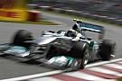 2011 Kanada Grand Prix Cuma 1. antrenmanlar - Lider Rosberg