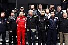 Ferrari: Farklı bir seri kurabiliriz