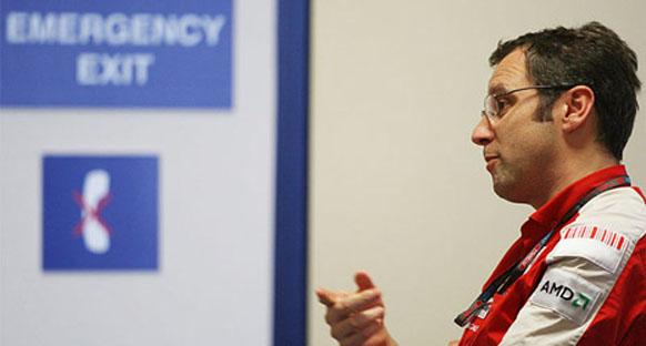 Domenicali: DRS Alonso'nun podyumuna maloldu