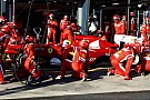 Ferrari sıralama hızı üzerine odaklandı