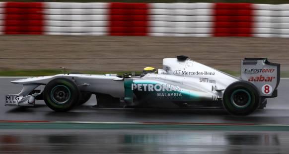 Rosberg: Testlerde büyük bir yol katettik