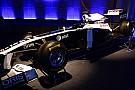 Williams 2011 aracının renklendirilmiş halini tanıttı