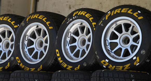 Pirelli 2011'de farklı renkler kullanacak