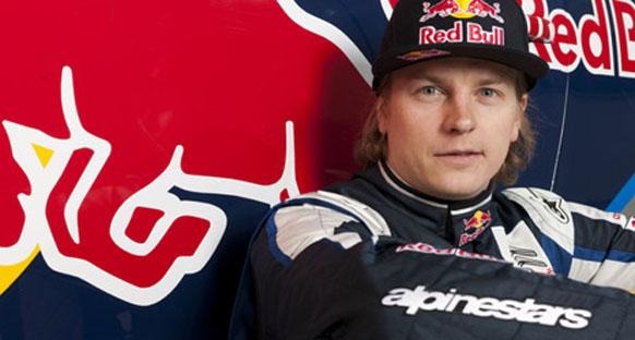 Raikkonen ilk yarışta Citroen DS3 ile yarışacak
