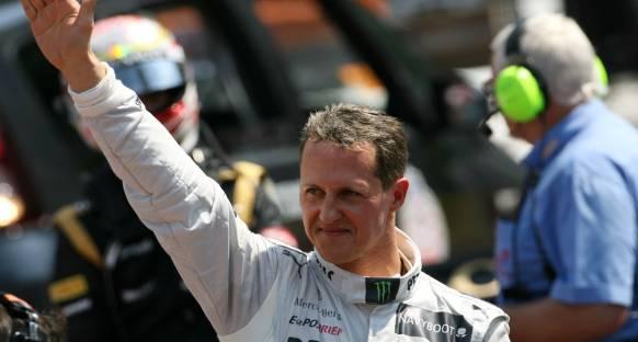 Schumacher: 'Tek hedef var, kazanmak!'