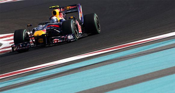 Vettel, performansından memnun