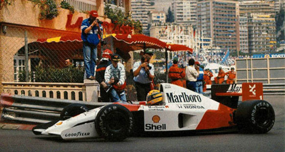 Senna filmi üzerine