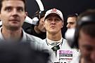 Schumi: 'Aracım Rosberg'le hiçbir zaman aynı olmadı'