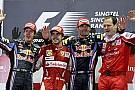 Singapur Grand Prix 2010 - Alonso başladı ve bitirdi