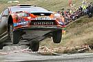 WRC'ye Çin malı lastikler