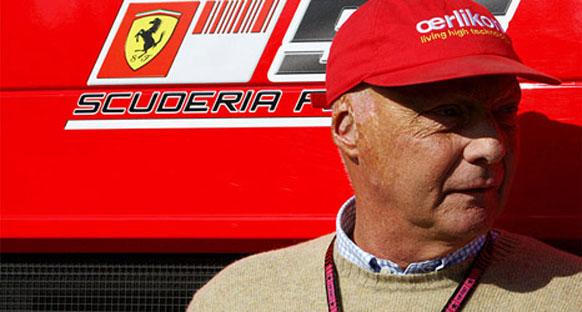 Lauda Ferrari açıklamasını yalanladı