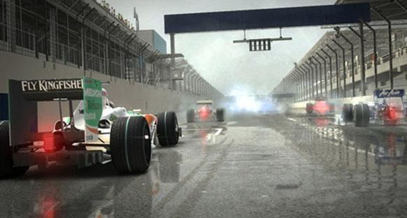 F1 2010: Yıllar sonra yeni bir F1 oyunu