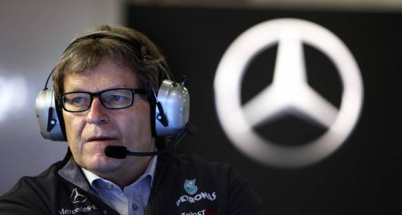 Haug: 'Mercedes'in F1'e bağlılığı sürüyor'