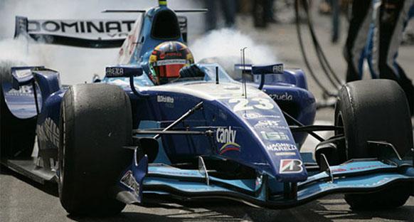 Todt: 'Maldonado F1'e hazır, Bianchi de başarır'