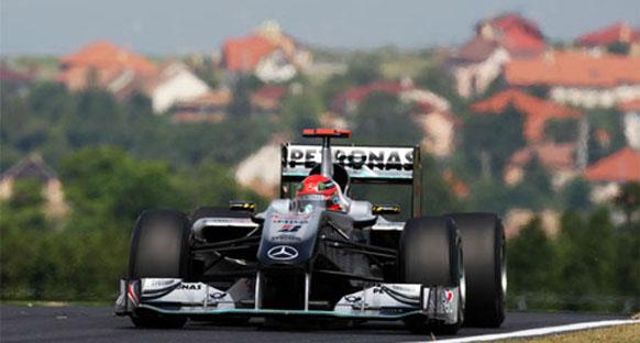 'Schumacher diskaliye edilmenin eşiğinden döndü'