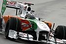 Force India da çift katmanlı difüzeri terk etti