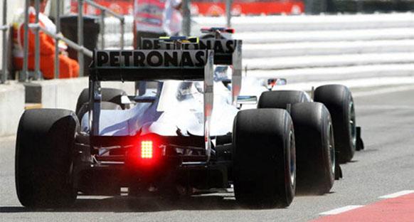 Schumacher takımı sakin olmaya çağırdı